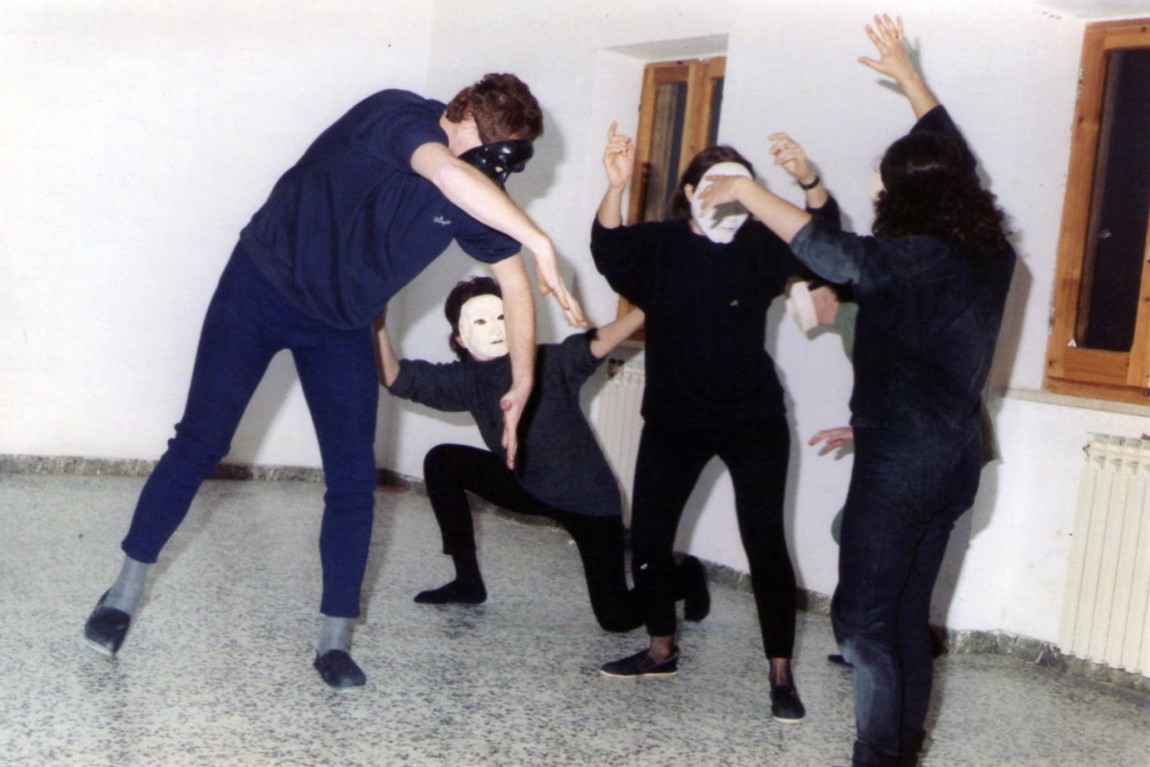 18 Febbraio – Danze collettive della tradizione popolare