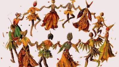 """""""Danze collettive della tradizione popolare"""""""