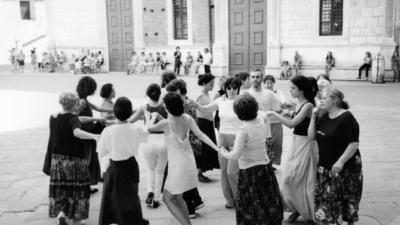 """""""Danze Collettive della Tradizione Popolare"""" –  Gennaio 2018"""