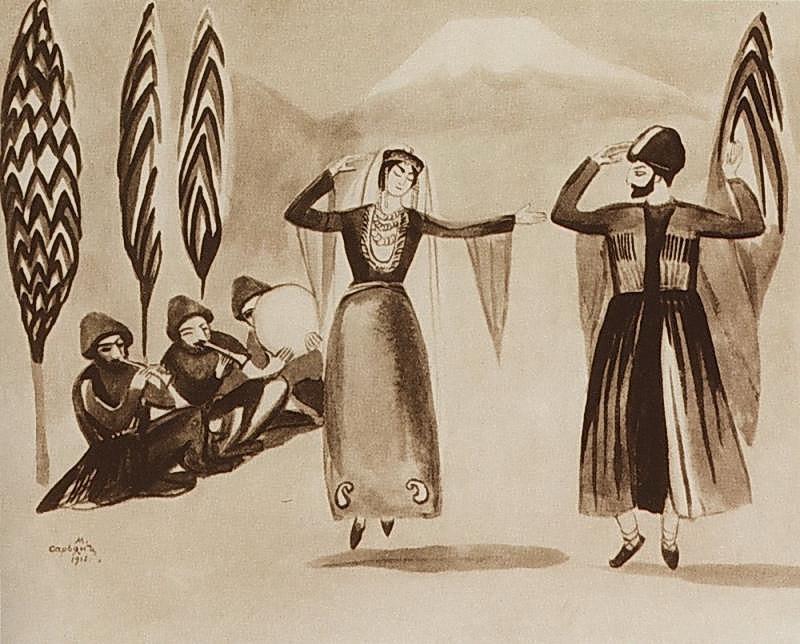 Danze armene – sabato 25 novembre 2017